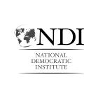 National Democratic Institute – NDI, Bosnia and Herzegovina